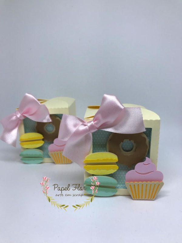 cx donut e cupcake